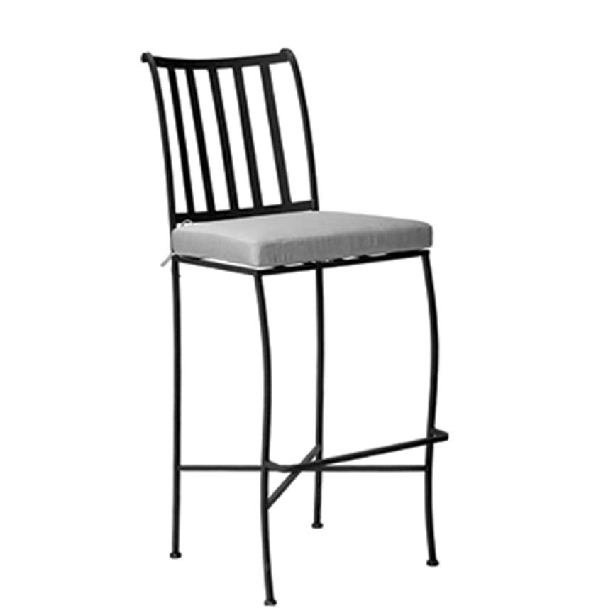 Knf Designs Siena Counter Patio Bar Stools Iron Accents