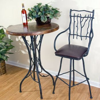 "South Fork Bistro Table w/ 30"" Top"