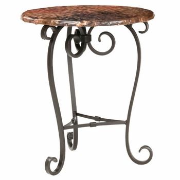 Stratford Side Table w/ Top