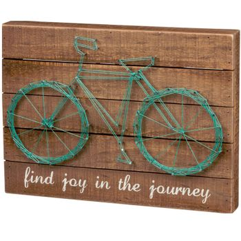 String Wall Art - Find Joy -CS