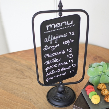 Swivel Chalkboard Sign