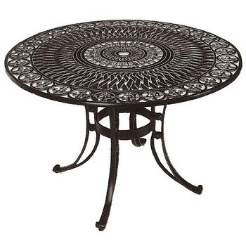 "42"" Starburst Patio Table"