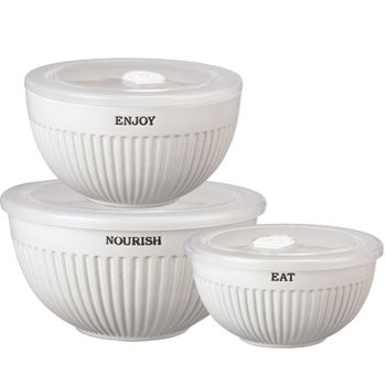 Table Talk - Bowl Set