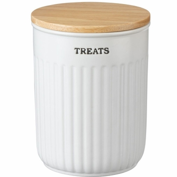 Table Talk - Treat Canister