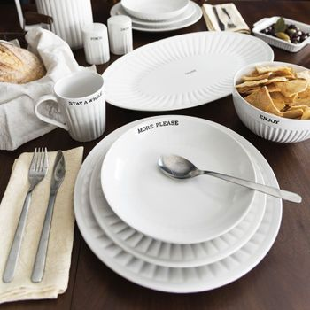Table Talk Dinnerware Collection