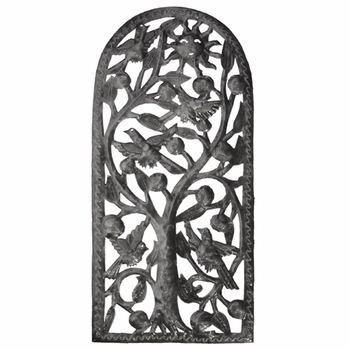 Tree Window Cutout Plaque