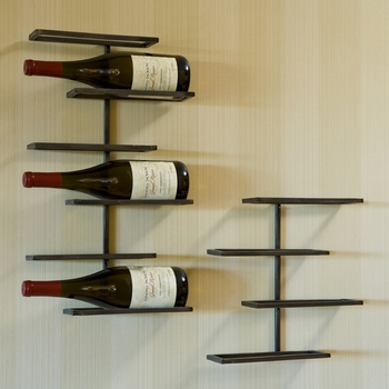 Tribeca Wall Wine Racks -CS