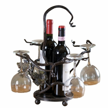Twig Wine Caddy