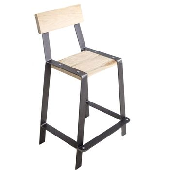 Urban Forge Counter Stool