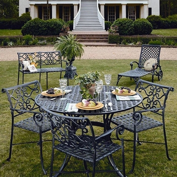 Veracruz Aluminum Patio Furniture Collection