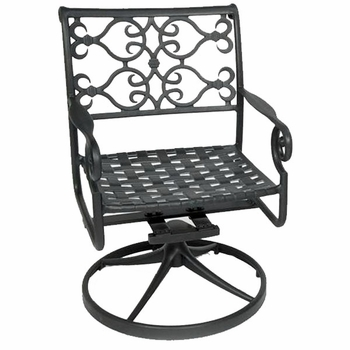 Veracruz Arm Chair - Swivel