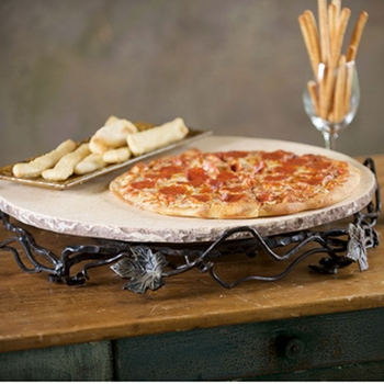 "Vineyard 21"" Lazy Susan"