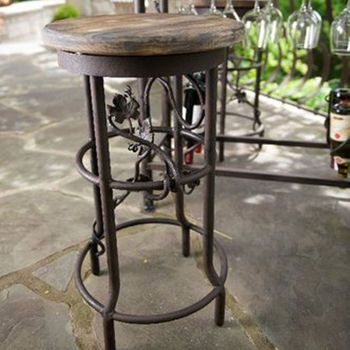 Vineyard Counter Stool (Set-2)
