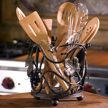 Vineyard Utensil Caddy
