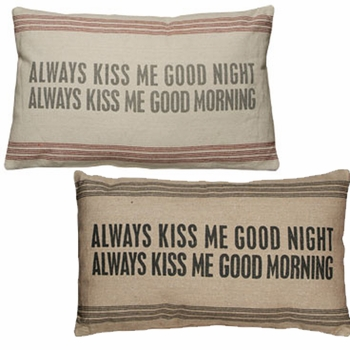 Pillow - Always Kiss Me -CS