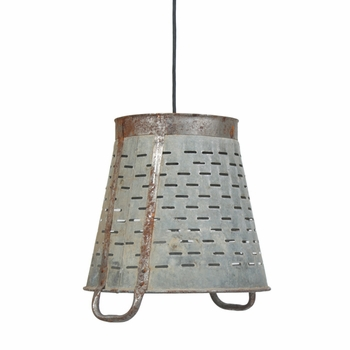 Vintners Basket Hanging Light