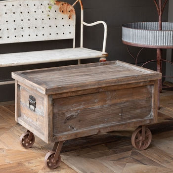 Warehouse Crate Coffee Table