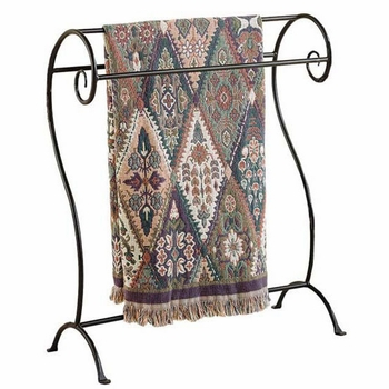 Waterbury Blanket Stand