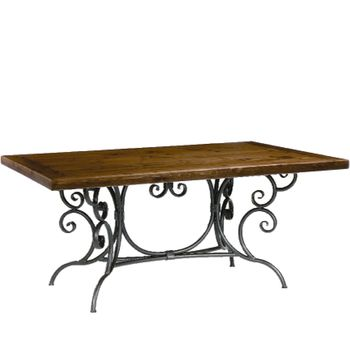 Waterbury Dining Table w/ Top