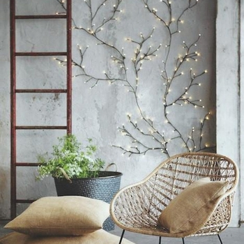 Willow Wall Vine - Small