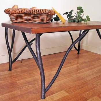 Woodland Cocktail Table with Top