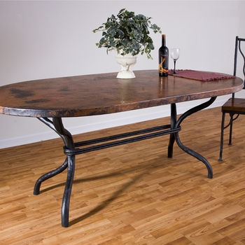 Woodland Dining Table w/ Top