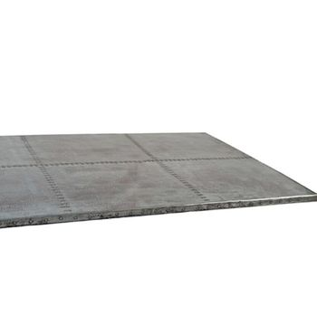 Zinc Table Tops - Rectangular