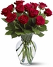 12 Red Roses Just because