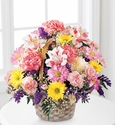 Basket Of Cheer™ Bouquet