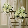Forever Love Ceremony Aisle Décor 1 pair