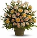Funeral Flower Bouquets  Rose Remembrance Flowers