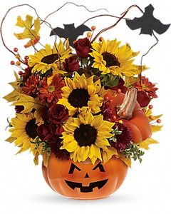 Halloween Flowers Gifts Irving (10/31)