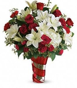 Heart Bouquet-lg flower