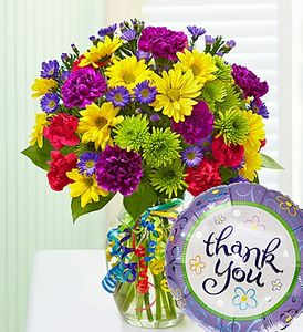 It's Your Day Bouquet Thank You