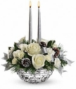 New Year Centerpiece Flowers