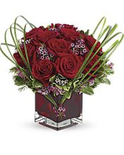 Bouquet with Red Roses LG