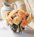 Pastel Roses small size