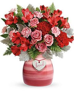 play-fully-pink-bouquet- Happy Mother's Day
