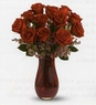 Red Dozen Rose Passion Bouquet