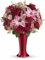 Red Hot Bouquet  Flowers