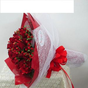 Rose Bouquet-Special Wraped