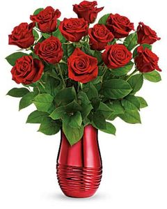 Rouge Romance Bouquet-