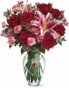 Rubies & Roses Bouquet