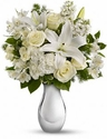 Shimmering White Bouquet