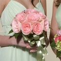 Simply Pink Roses Bouquet