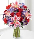 Stunning Beauty Bouquet D12-4192