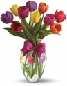 Teleflora Spring Tulips Bouquet