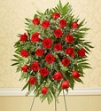 Two Dozen Rose Sympathy Standing Spray