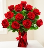 Valentin Red Roses Bouquet