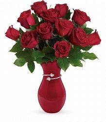 Roses-Romance her with roses -